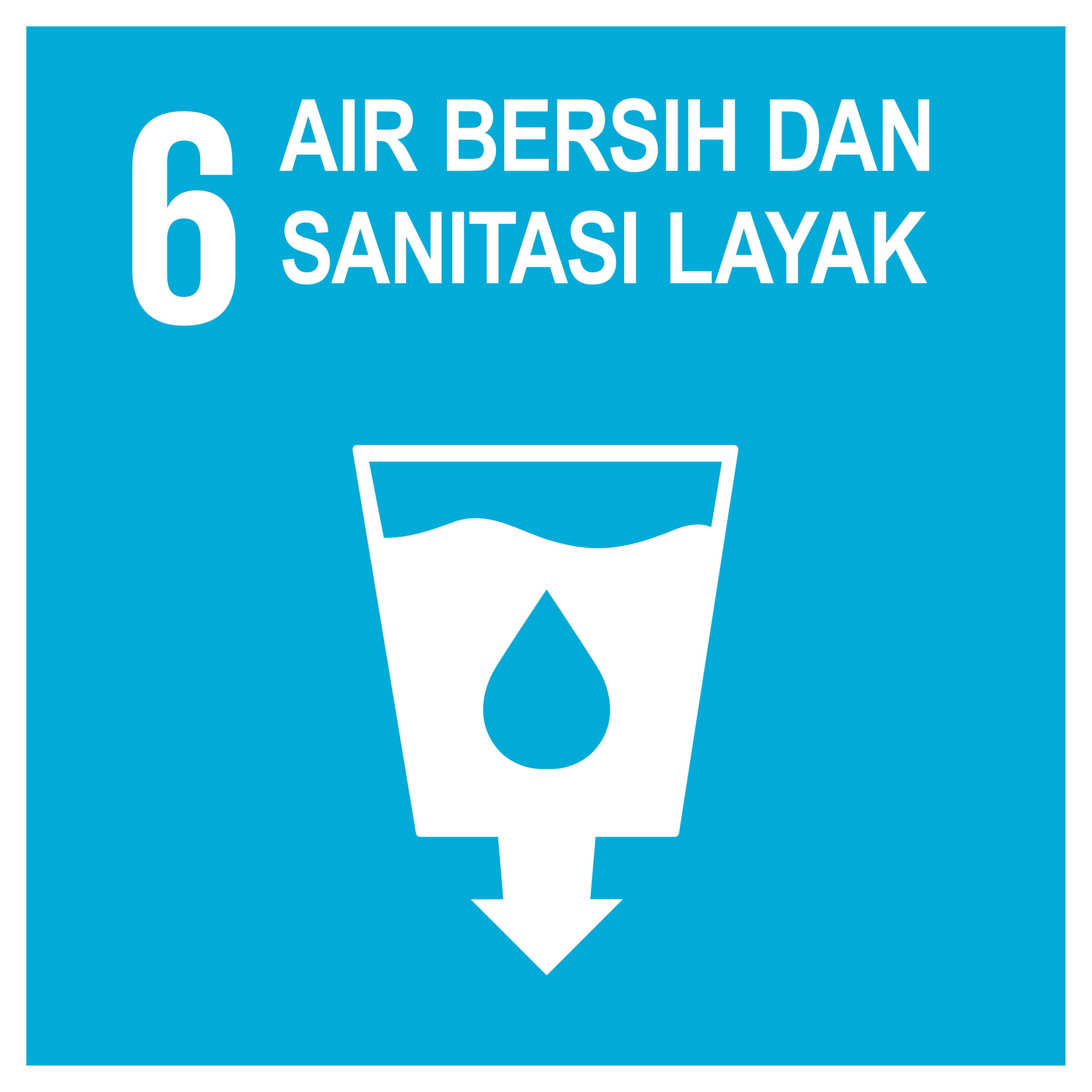 Air Bersih dan Sanitasi Layak