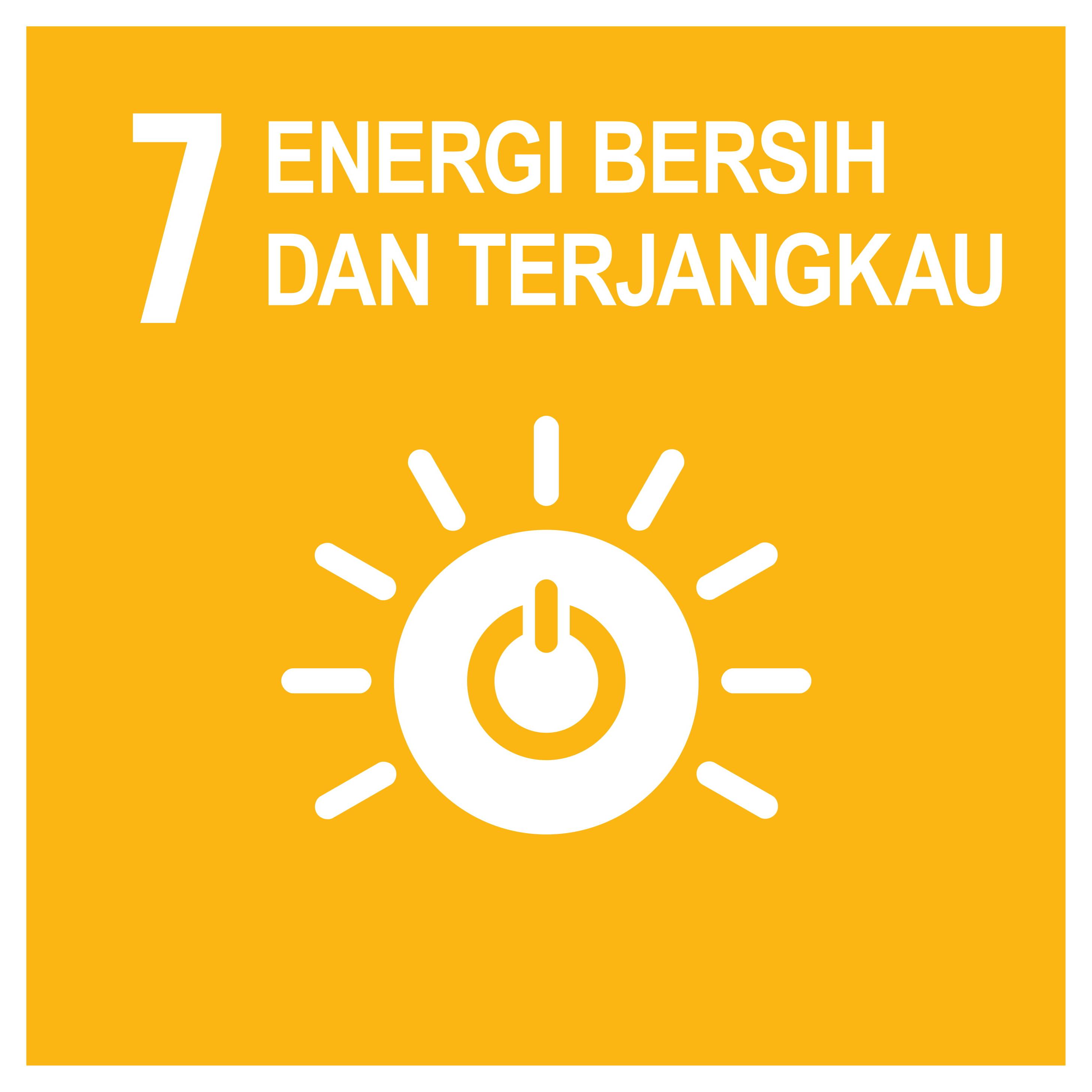 Energi Bersih dan Terjangkau