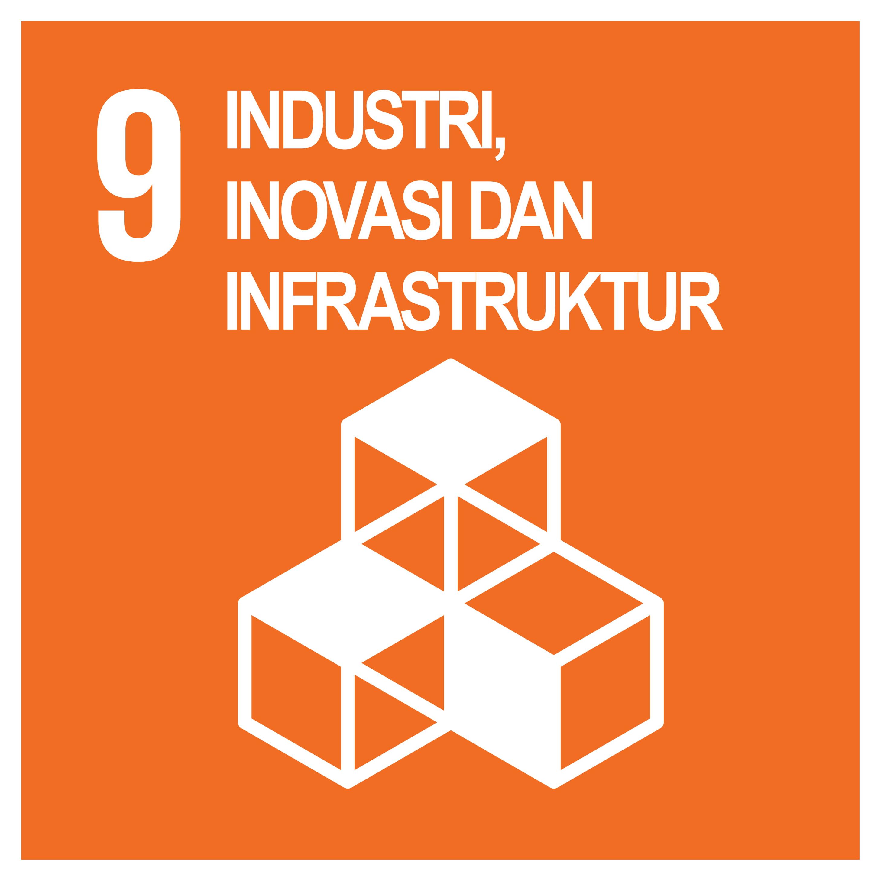 Industri, Inovasi dan Infrastruktur